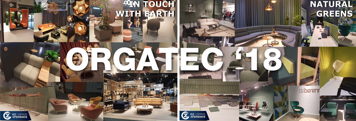 ORGATEC '18 – new visions of work